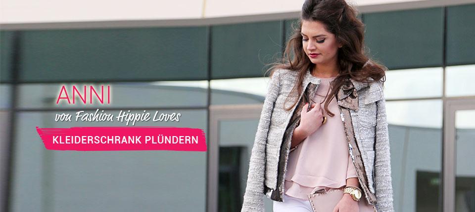 Kleiderschrank von Anni - Fashion Hippie Loves