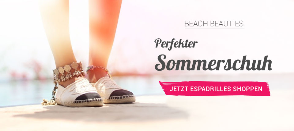Beach Beauties - Espadrilles