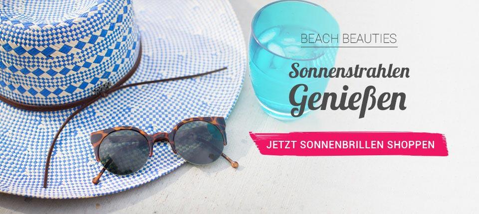 Beach Beauties - Sonnenbrillen