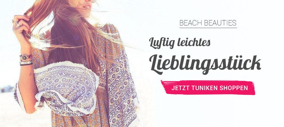 Beach Beauties - Tunika