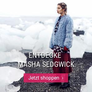 Blogger-Kleiderschrank Masha Sedgwick