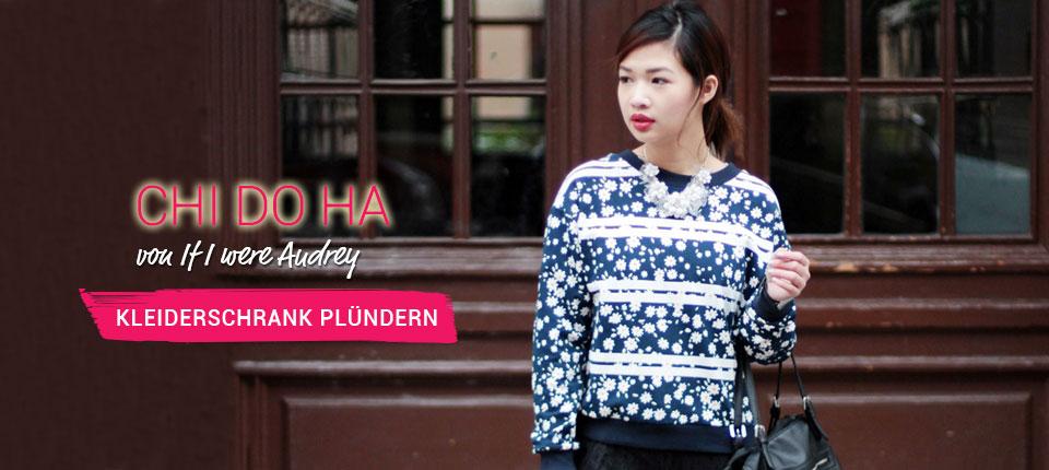 Kleiderschrank von Chi Do Ha - If I were Audrey
