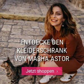 Entdecke den Kleiderschrank von Masha Astor