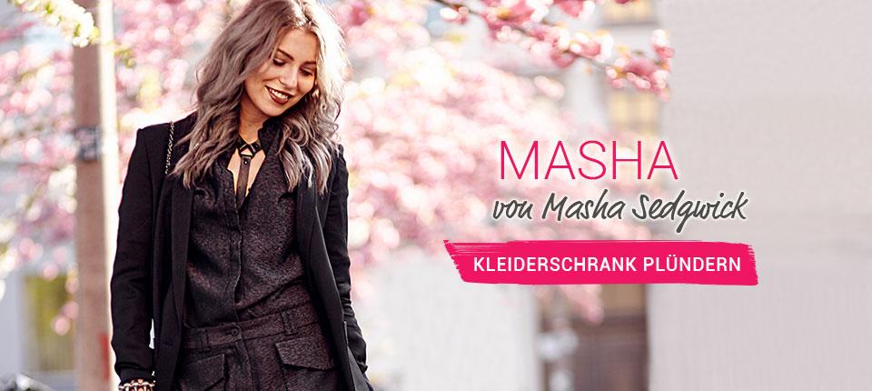 Kleiderschrank von Masha - Masha Sedgwick