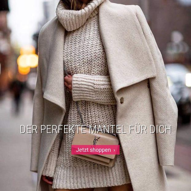 Der perfekte Mantel für Dich