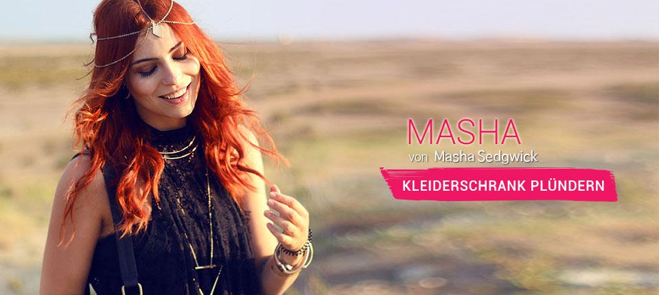 Masha - Masha Sedgwick