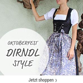 Oktoberfest Looks - Dirndl