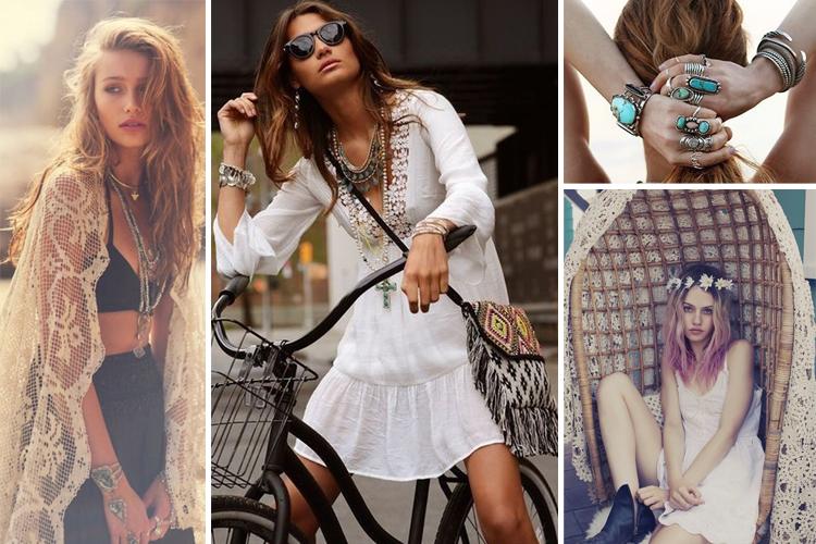Hippie kleider sommer