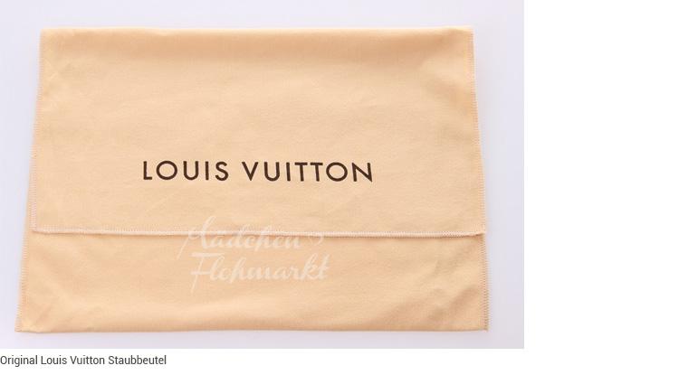 Fake Check Louis Vuitton Mädchenflohmarkt