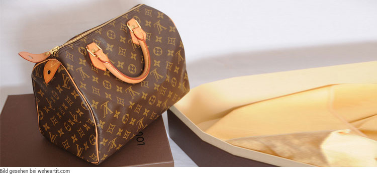 Louis Vuitton Fälschung