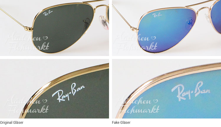 Fake Ray Ban Sonnenbrille