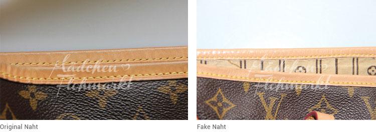 Lv Portemonnaie Fake